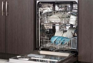 free standing dishwashers
