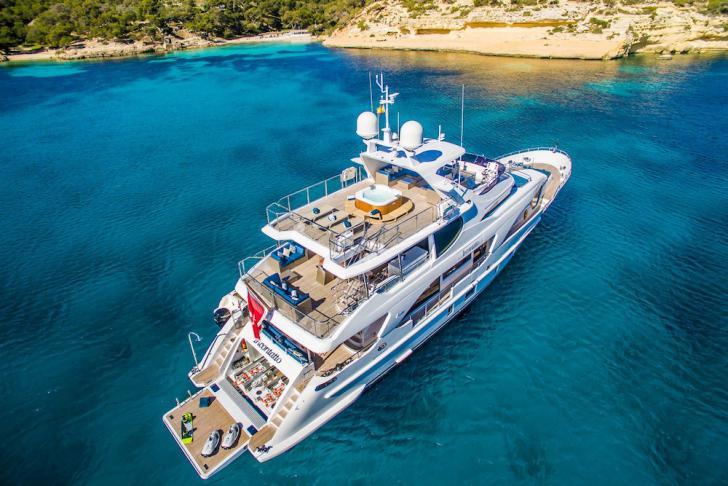 Yacht Rental Seattle