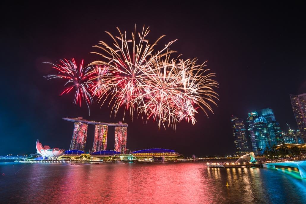 pyrotechnics singapore