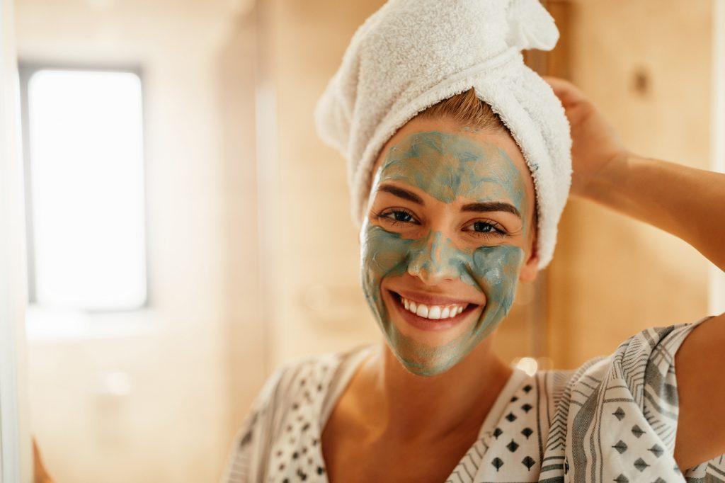 Skin Care Massage Routine