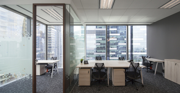 Singapore Serviced Office